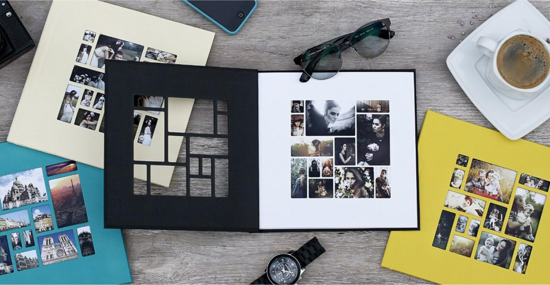 печать альбомов с фотографиями