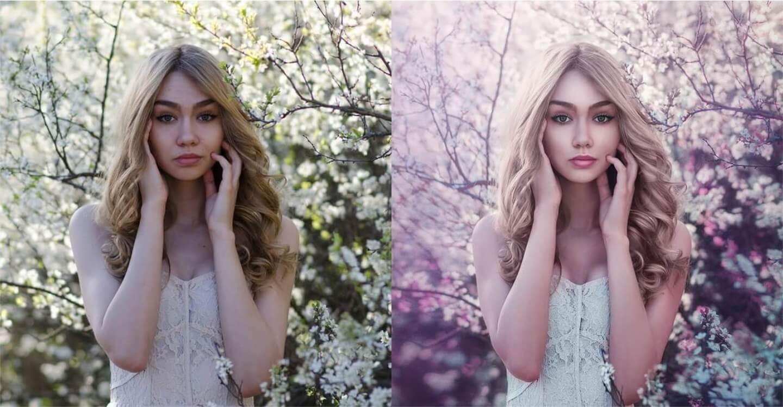 Как сделать красивое фото и фотошоп